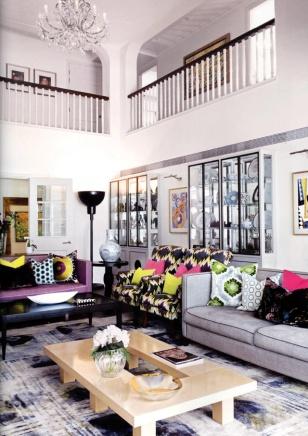 Fort Street Studio Luxurious Wild Silk Carpets
